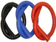 Wire Reinforced Silicone Hose 1 Metre Straight Length - 16mm to 51mm ID